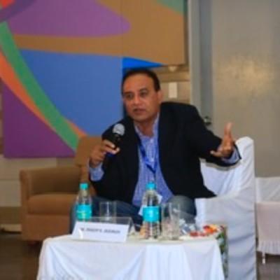 Dr Pradeep K Jaisingh